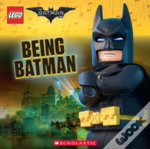 Lego Batman Movie Being Batman