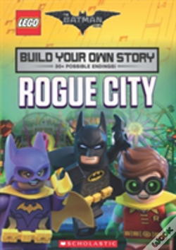 Wook.pt - Lego Batman Movie: Build Your Own Story
