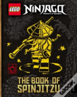 Lego Book Of Spinjitzu Llb701