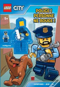 Wook.pt - Lego City Police ! Personne Ne Bouge !