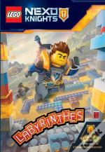 Lego Nexo Knights Labyrinthes 01