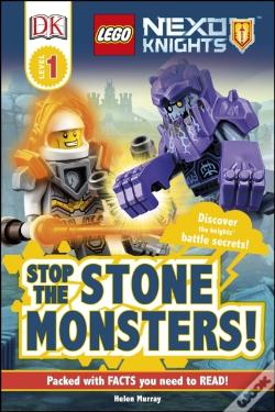 Wook.pt - Lego  Nexo Knights Stop The Stone Monsters!