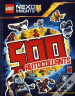 Lego Nexo Knights T.1 ; Super Stickers