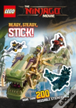Lego Ninjago: Ready, Steady, Stick!