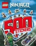 Lego Ninjago Sticker Book