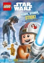 Lego Star Wars: Ready, Steady, Stick! Activity Book