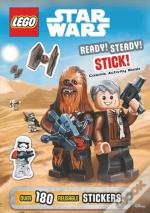 Lego Star Wars: Ready, Steady, Stick! Cosmic Activity Book