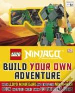 Lego(R) Ninjago Build Your Own Adventure