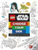 Lego(R) Star Wars: Choose Your Side Doodle Activity Book