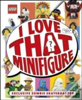 Legoz I Love That Minifigure