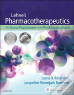 Lehne'S Pharmacotherapeutics For Nurse Practitioners And Physician Assistants