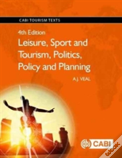 Wook.pt - Leisure, Sport And Tourism, Politics, Policy And Planning