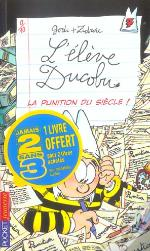 L'Eleve Ducobu T.7 ; La Punition Du Siecle