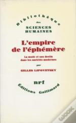 L'Empire De L'Ephemere