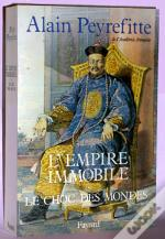 L'Empire Immobile Ou Le Choc Des Mondes (Broche)