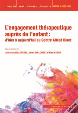 Wook.pt - L'Engagement Therapeutique Aupres De L'Enfant