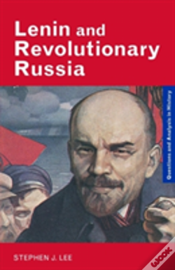 Wook.pt - Lenin And Revolutionary Russia