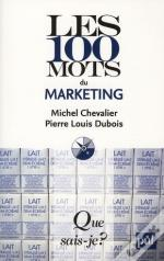 Les 100 Mots Du Marketing