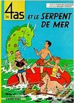 Les 4 As T.1 ; Les 4 As Et Le Serpent De Mer