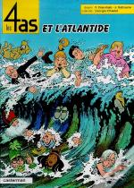 Les 4 As T.22 ; Les 4 As Et L'Atlantide