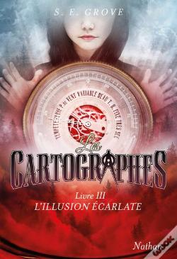 Wook.pt - Les Cartographes - Tome 3