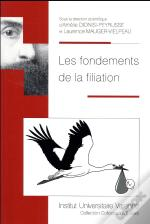 Les Fondements De La Filiation