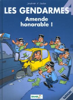 Wook.pt - Les Gendarmes T.4; Amende Honorable