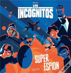 Wook.pt - Les Incognitos - Histoire Brochee
