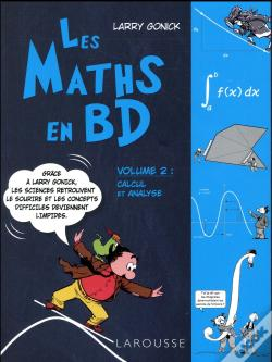 Wook.pt - Les Maths En Bd Volume 2 Calcul Et Analyse