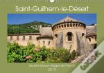 Les Plus Beaux Villages De France Saint Guilhem Le Desert Calendrier Mural 2018