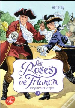 Wook.pt - Les Roses Du Trianon - Tome 3