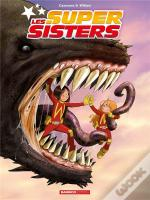 Les Supers Sisters Ecrin T1 - T2 + Poster Offert