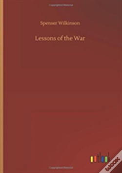 Wook.pt - Lessons Of The War