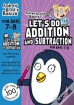 Let'S Do Addition And Subtraction 7-8