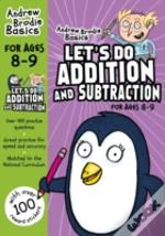 Let'S Do Addition And Subtraction 8-9