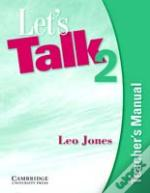 LET'S TALK 2 TEACHER'S MANUAL