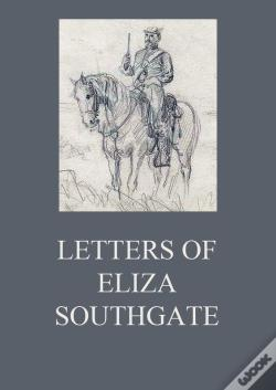 Wook.pt - Letters Of Eliza Southgate