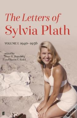 Wook.pt - Letters Of Sylvia Plath Volume I