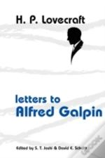 Letters To Alfred Galpin