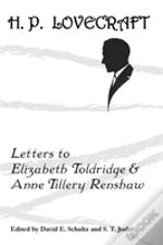 Letters To Elizabeth Toldridge And Anne