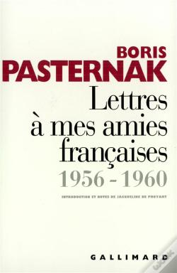 Wook.pt - Lettres A Mes Amies Francaises 1956-1960