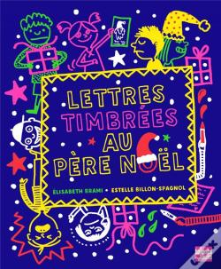 Wook.pt - Lettres Timbrees Au Pere Noel