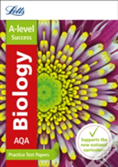 Letts A-Level Practice Test Papers - New 2015 Curriculum - A-Level Biology: Practice Test Papers