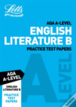 Wook.pt - Letts Aqa A-Level English Literature Practice Test Papers