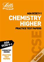 Letts Aqa Gcse Chemistry Higher Practice Test Papers