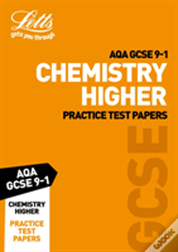 Wook.pt - Letts Aqa Gcse Chemistry Higher Practice Test Papers