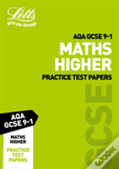 Letts Aqa Gcse Maths Higher Practice Test Papers