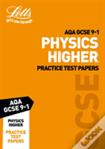 Letts Aqa Gcse Physics Higher Practice Test Papers
