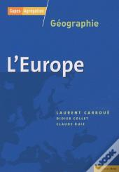 L'Europe Capes Agreg Gographie 2010