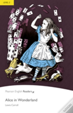 Wook.pt - Level 2: Alice In Wonderland Book And Mp3 Pack